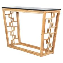 See Details - Santorini Console Table