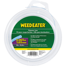 "Weed Eater Trimmer Lines .065"" x 50' Round Trimmer Line"