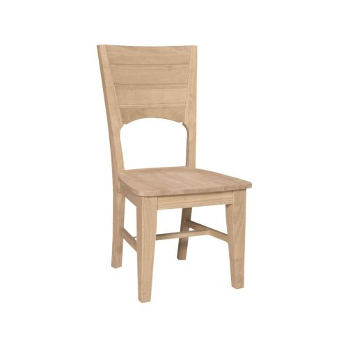 Unfinished Canyon Full Chair
