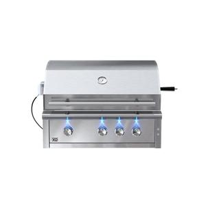 36in Grill 3 Burner w/ Rotiss Burner LP Product Image