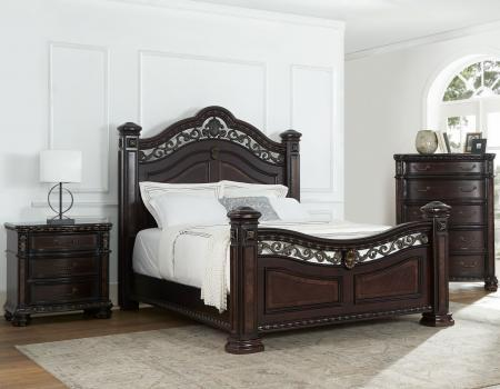 Monte Carlo Queen Bed