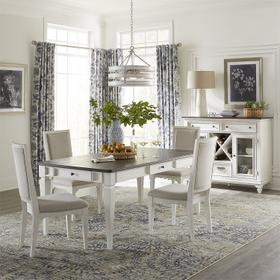 Alternate 5 Piece Rectangular Table Set
