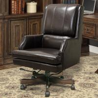 DC#107-SB - DESK CHAIR Leather Desk Chair Product Image