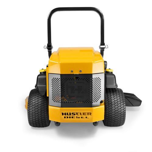 Gallery - Hustler® Diesel Z Commercial Zero-Turn Mower