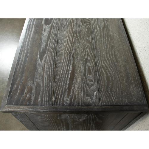Riverside - Grand Haven - 68-inch TV Console - Rich Charcoal Finish