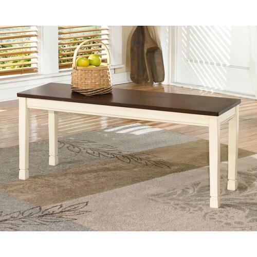 Whitesburg Dining Bench