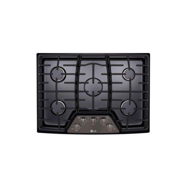 LG Appliances 30'' Gas Cooktop with SuperBoil™