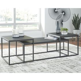 See Details - Yarlow Table (set of 3)