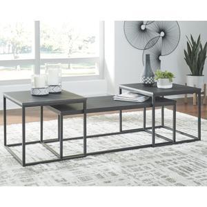 Ashley FurnitureSIGNATURE DESIGN BY ASHLEYYarlow Table (set of 3)