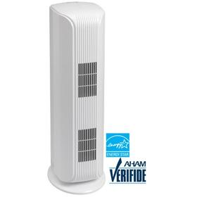 DANBY Air Purifier Tower for Homes and Offices up to 188 sq. ft., True HEPA filter, UV-C with Photo-Catalyst filters, Cleans up 99.97% of Particles, Smoke, Dust, Pollens, Danders, 121 CADR, 247 CFM
