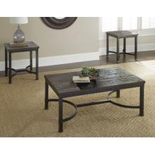 Ambrose 3-Piece Set(Cocktail & 2 End Tables)