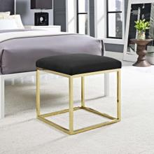 See Details - Anticipate Ottoman in Gold Black