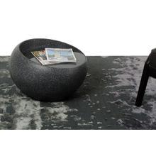 Modrest Elton Modern Faux Granite End Table