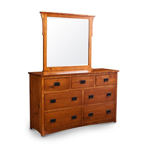 San Miguel 7-Drawer Dresser