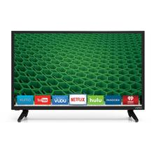 "All-New 2016 VIZIO D-Series 24"" Class Edge-Lit LED Smart TV"