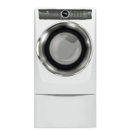 See Details - Front Load Perfect Steam™ Gas Dryer with PredictiveDry™ and Instant Refresh - 8.0. Cu. Ft.
