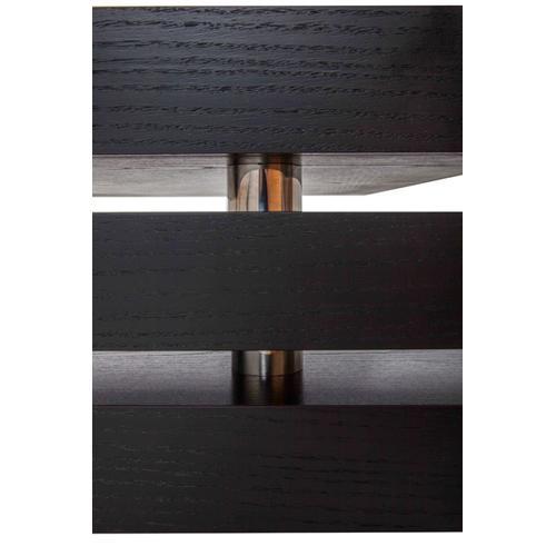 Modrest Linden Modern Oak Coffee Table