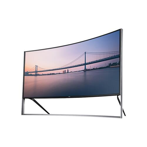 "Samsung - 105"" Class 105S9 Curved 4K UHD Smart TV"