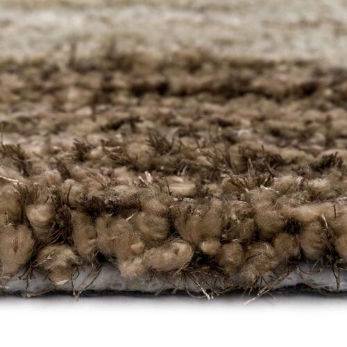 Skyline Shag Sand Multi - Rectangle - 5' x 8'
