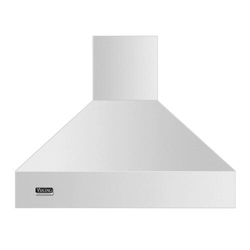 "42"" Wide 18"" High Chimney Wall Hood - VCWH"