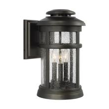 Newport Medium Lantern Antique Bronze