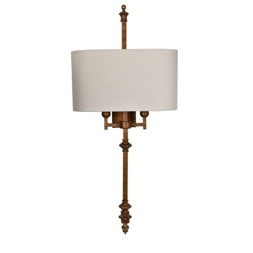 Crestview Collections - Harper Wall Sconce