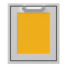 """18"""" Hestan Outdoor Single Access Door - AGADR Series - Sol"""