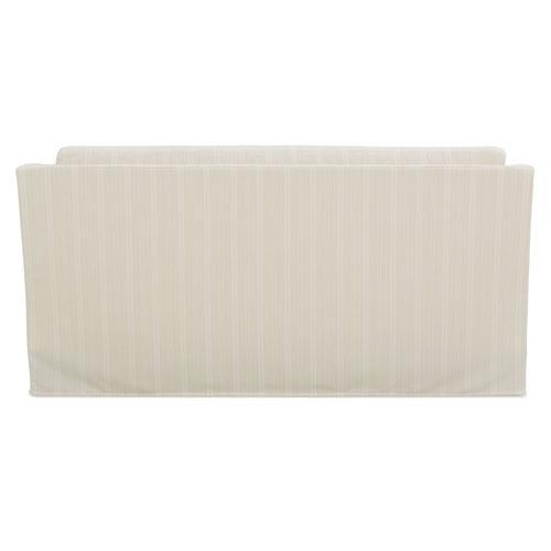 Madeline Slipcover Short Sofa