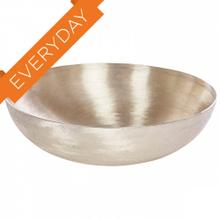 Brushed Gold Deep Bowl
