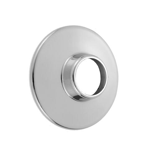 Satin Nickel - Round Escutcheon with Locking Set Screw