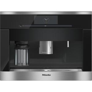 CVA 6800 Built-in coffee machine with bean-to-cup system - the Miele all-rounder for the highest demands. Product Image