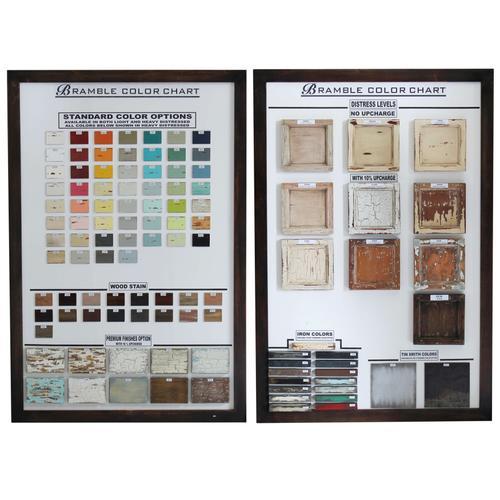 Gallery - Bramble Color Charts Set 3