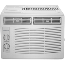 Compact Air Conditioner : Window Unit - White