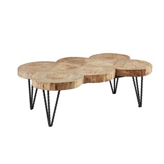 Whiskey Coffee Table