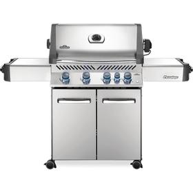 Prestige 500 RB Infrared Rear Burner , Stainless Steel , Natural Gas