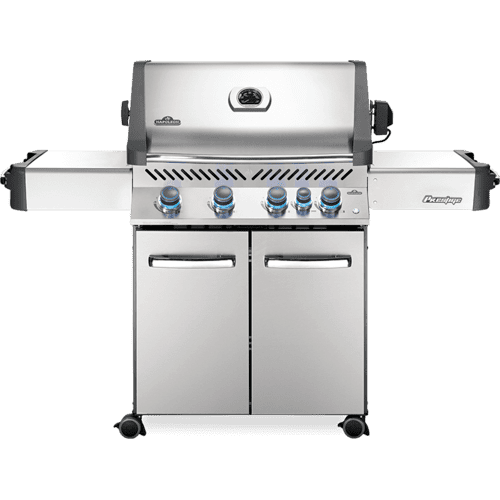 Prestige 500 RB Infrared Rear Burner , Stainless Steel , Propane
