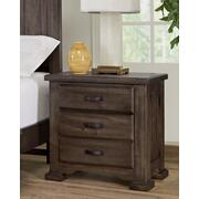 Nightstand - 2 Drawer Product Image