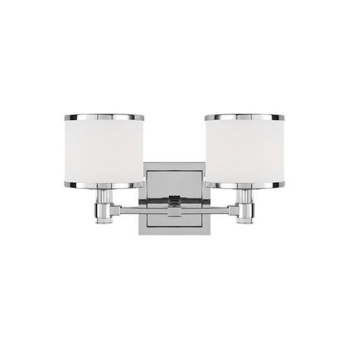 Winter Park 2 - Light LED Vanity Chrome Bulbs Inc
