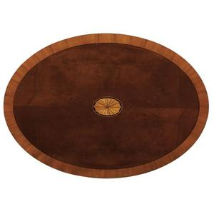 Copley Place Oval Coffee Table