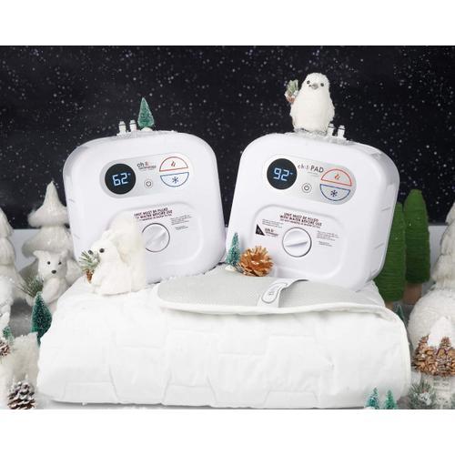 chiliPAD Sleep System with Chili Cool Mesh - King \ we
