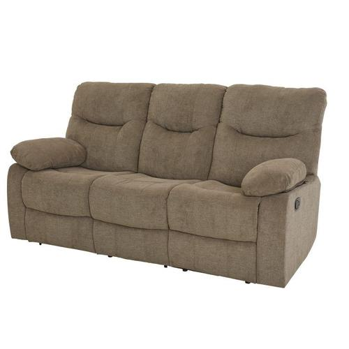 Dinero Brown Reclining Sofa