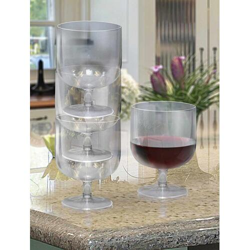 Epicureanist Party Wine Glasses (Set of 8)
