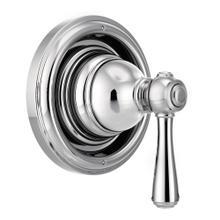 See Details - Kingsley Chrome transfer valve trim