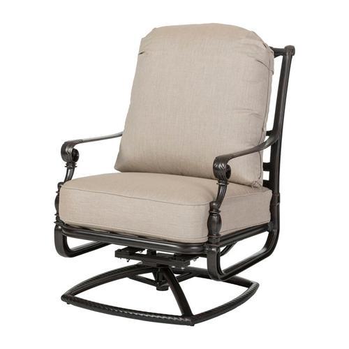 Gensun Casual Living - Grand Terrace Cushion High Back Swivel Rocking Lounge Chair