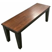 See Details - Bench (black/whiskey)