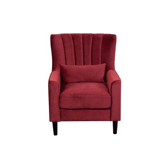 Kate Red Accent Chair, AC933