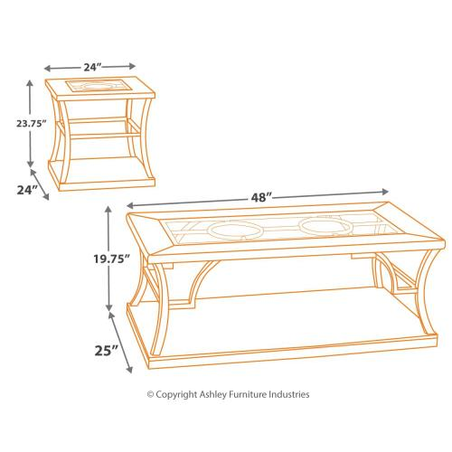 Lamink Table (set of 3)