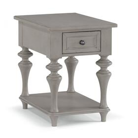 Heirloom Chairside Table