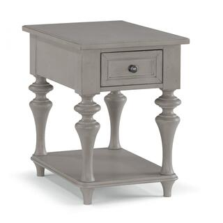 Heirloom Chairside Table