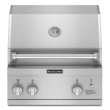 "27"" Width 60K Total BTUs 454 sq. in. Primary Cooking Area(Stainless Steel)"